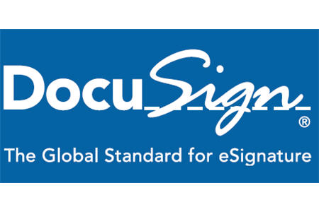 Docusign Blue